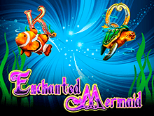 Enchanted Mermaid: играйте в слот на сайте клуба Вулкан